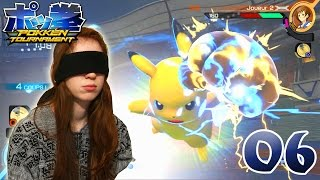 Video POKKEN TOURNAMENT à L'AVEUGLE ! Wii U Français #6 Prank MissJirachi ... VICTOIRE ! MP3, 3GP, MP4, WEBM, AVI, FLV Mei 2017