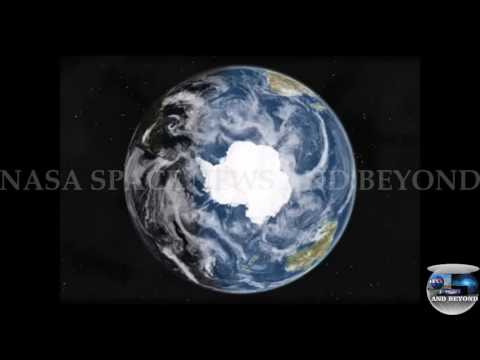 March 2017 Antarctic Continent is Splitting in Half  Strange Events Detected Worldwide