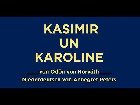 KASIMIR UN KAROLINE von Ödön von Horváth - Premiere 29.05.2016