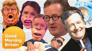 Subscribe now for more! http://bit.ly/1NbomQaTake a look back at some of the most recent moments of that much needed comic relief.Like, follow and subscribe to Good Morning Britain!The Good Morning Britain YouTube channel delivers you the news that you're waking up to in the morning. From exclusive interviews with some of the biggest names in politics and showbiz to heartwarming human interest stories and unmissable watch again moments. Join Susanna Reid, Piers Morgan, Ben Shephard, Kate Garraway, Charlotte Hawkins and Sean Fletcher every weekday on ITV from 6am.Website: http://bit.ly/1GsZuhaYouTube: http://bit.ly/1Ecy0g1Facebook: http://on.fb.me/1HEDRMbTwitter: http://bit.ly/1xdLqU3http://www.itv.com