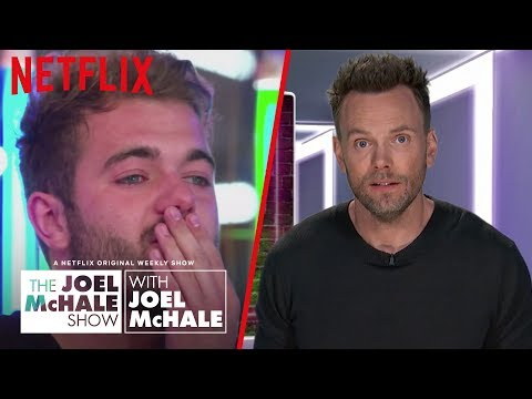Friendship Test Tattoo | Joel McHale Show | Netflix