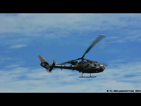 -French Air Force, Aerospatiale...