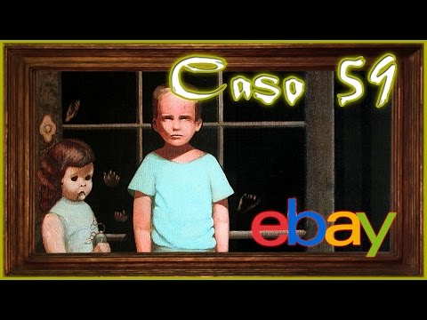 il quadro maledetto di ebay
