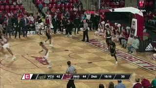 Luwane Pipkins Scores 38 vs. VCU