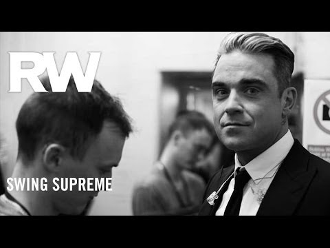 Robbie Williams - Swing Supreme lyrics