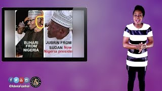 Video Is It Buhari Or Jubril From Sudan? Did Bishop Oyedepo Misinform Church Members? South Africa MP3, 3GP, MP4, WEBM, AVI, FLV Desember 2018