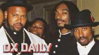 """Snoop Dogg Empathizes For Suge Knight & Tupac's """"7Dayz"""" Trailer Hits The Web"""