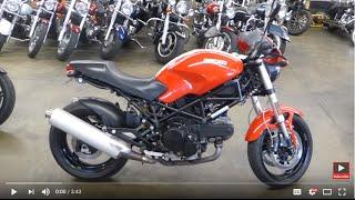 3. 2007 Ducati 695 monster description