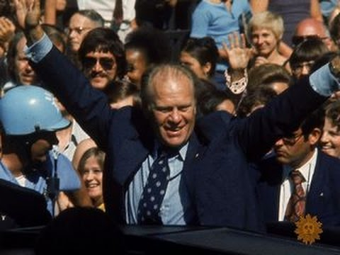 Gerald Ford, the president America needed post-Watergate