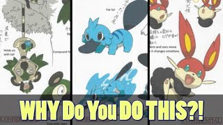 These Pokemon Generation 8 Leaks Are Because of YOU!