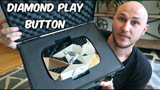 Video Diamond Play Button Unboxing MP3, 3GP, MP4, WEBM, AVI, FLV April 2018