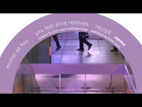 Michel de Hey - You Feel Alive (Joris Voorn Remix)