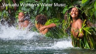 Vanuatu Women's Water Music, Song - Semie Wavia, by the Leweton Village Cutural Group. DVD out on Wantok Musik Directed...
