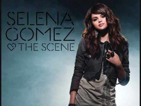 Selena Gomez & The Scene - As A Blonde lyrics