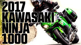 7. 2017 Kawasaki Ninja 1000 Review