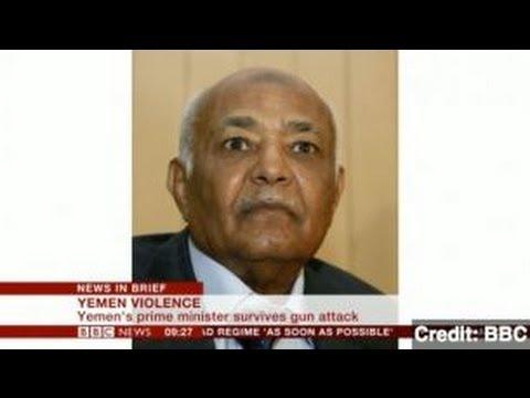 Yemen Prime Minister Escapes Assassination Attempt