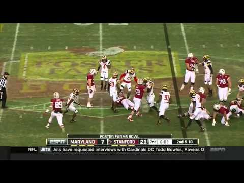 Kyle Murphy vs Maryland 2014 video.
