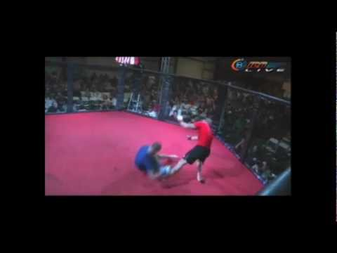 14-Second MMA Double Knock Out (???)