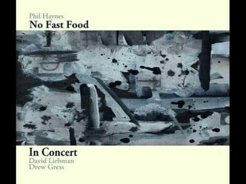 Phil Haynes/No Fast Food- Together: In Concert online metal music video by PHIL HAYNES