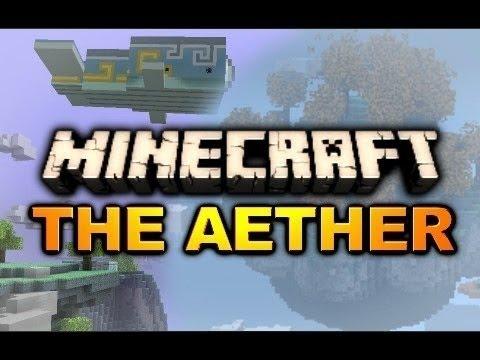 Путешествие в Небесах! [Minecraft] #5: Кролик ^_^