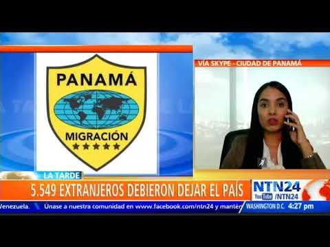 Abogada Ortega explicó en NTN24 que Panamá es un destino atractivo para los inmigrantes de la región