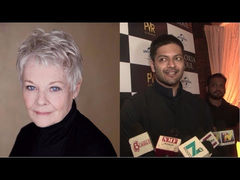 Ali Fazal Talk's About His Character & Judi Dench At Special Screening Of Victoria And Abdul