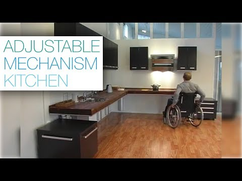 Adjustable Height Mechanisms Video Image
