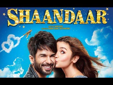 Shaandaar (2015) │Shahid Kapoor │ Alia Bhatt │Promotion Events Full Video!