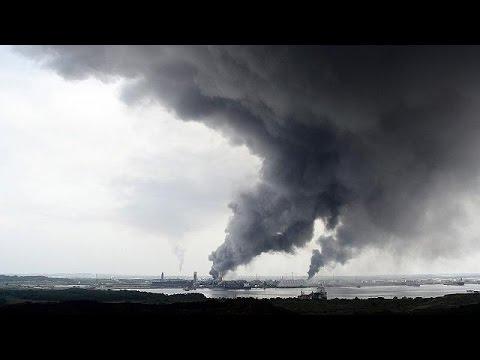 Μεξικό: Πυρκαγιά σε διυλιστήριο πετρελαίου – Τρεις νεκροί και 105 τραυματίες