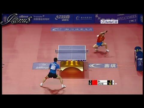 2012 Asian Championships (ms-final) MA Long - ZHANG Jike [HD] [Full Match|Short Form]