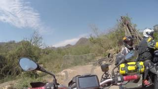 A fun preview of our motorcycle adventure in Mainland Mexico.Just sayin'...don't blindly follow your GPS!