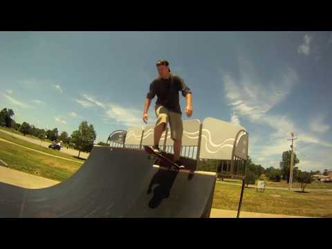 Skateboarding(GoPro Hero)