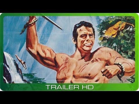 Tarzan The Magnificent ≣ 1960 ≣ Trailer
