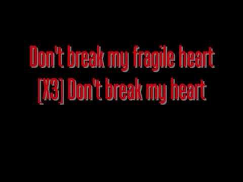 Tekst piosenki Cassie - Fragile heart po polsku