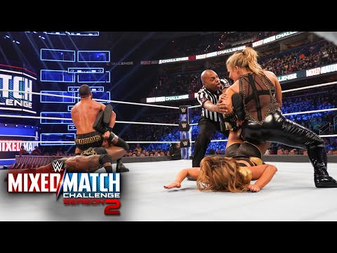 Dual Sharpshooters, Lana Accolades and all the action from this week's WWE MMC