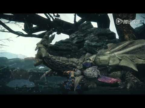 Monster Hunter Online (CN) - Tencent UP 2015 trailer