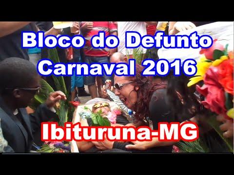 BLOCO DO DEFUNTO - CARNAVAL 2004 EM IBITURUNA-MG (PARTE 2)