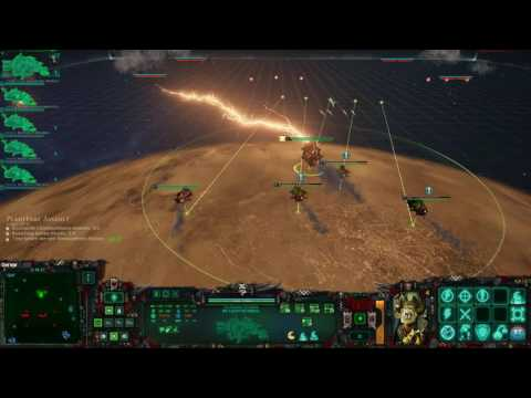 Battlefleet Gothic: Armada Multiplayer - Orks vs Imperials: Dethdeala Bowling, da MF m'uuva
