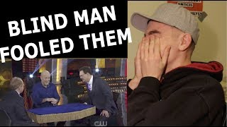This is my reaction to the incredible card cheat Richard Turner's performance on Penn and Teller FOOL US. This is my honest opinion. If you like this sort of thing subscribe as I do daily videos. Thank you for watching!ORIGINAL video: https://www.youtube.com/watch?v=TwFIJyWKs1k&feature=youtu.beFollow me on IG: https://www.instagram.com/eduardtodorFollow me on FB: https://www.facebook.com/EduardTodorMagicFollow me on Twitter: https://twitter.com/EduardTodorSong link: https://www.youtube.com/watch?v=538xTelRFZg