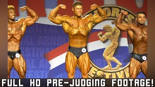 ARNOLD CLASSIC OHIO Part #2 - FULL HD Pre-Judging Footage!