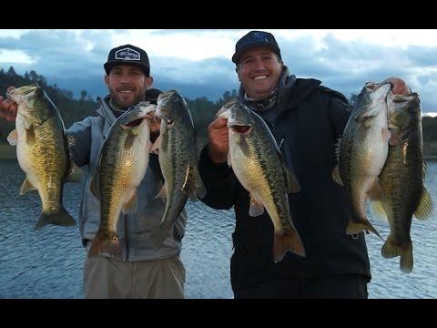 Smashing Spotted Bass, Lake Camanche! Highlight_Horgászat videók