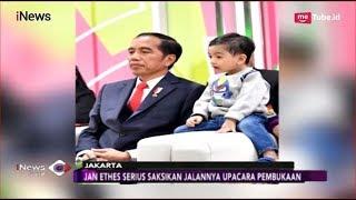 Video Jokowi Ajak Cucu, Jan Ethes Nampak Antusias Nonton Opening Asian Para Games - iNews Sore 07/10 MP3, 3GP, MP4, WEBM, AVI, FLV Oktober 2018