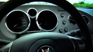 2009 Pontiac Solstice Coupe GXP Review - FLDetours