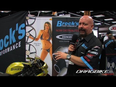 Brocks Performance At Indy Dealer Expo 2012