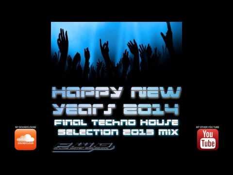 DJ P.W.B. - New Techno House Club Selection 2013 Mix Volume 4
