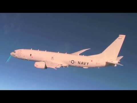 NAVAIR - P-8A Poseidon Anti-Submarine Aircraft : Guardian of the Seas [720p]