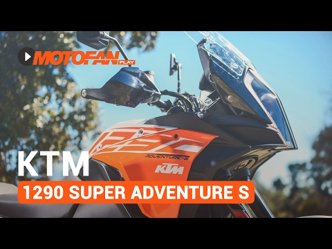 Vídeos de la KTM 1290 Super Adventure S