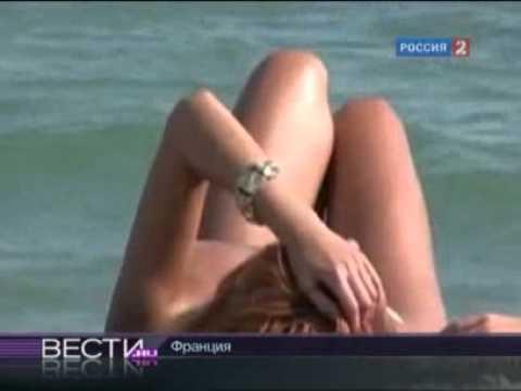 Секс прилюдно видео на пляже брать