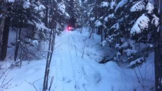 7. Ski-Doo Tundra 2010