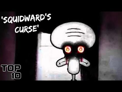 Top 10 Creepiest Lost Cartoon Episodes